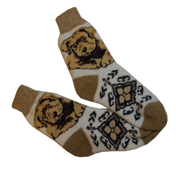 СОБАЧКА носки символ года
