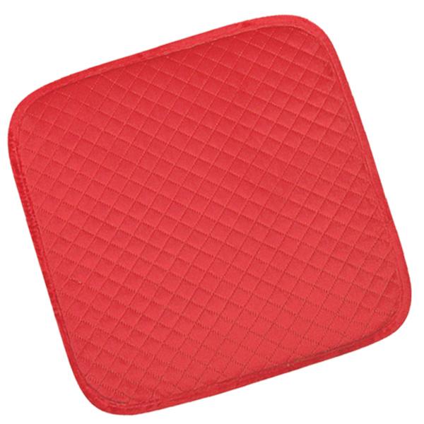 сидушка (мини-коврик) из велюра 357 (коралл)