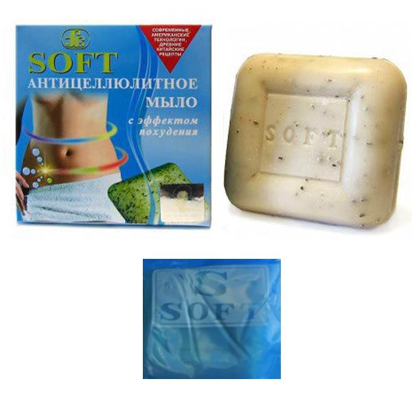 мыло антицеллюлитное «soft» 5440