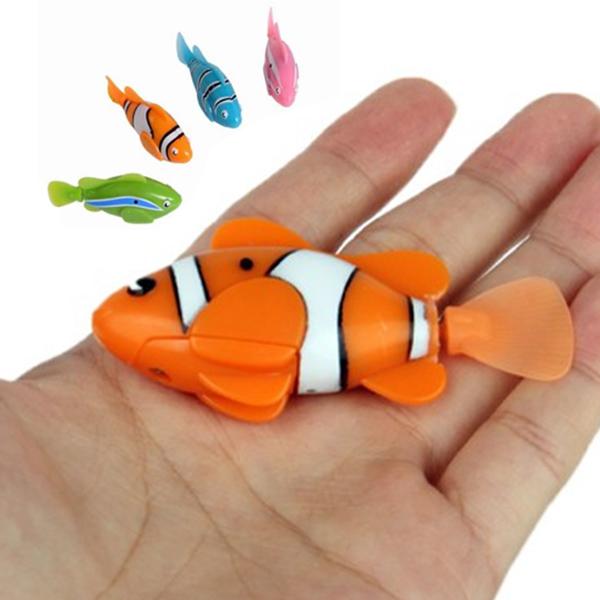 игрушка - роборыбка i7001 (оранжевый)