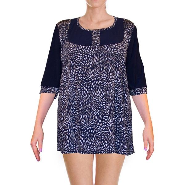 блуза «млечный путь» женский трикотаж 972