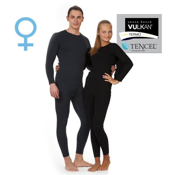 женский комплект «vulcan termo» (майка и леггинсы) V106