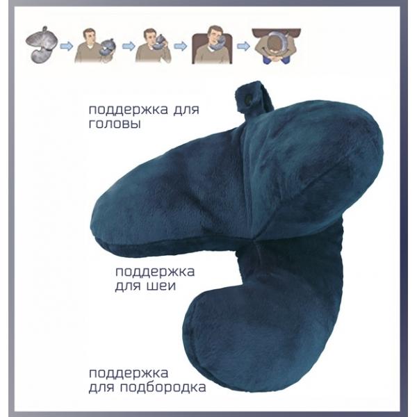 Подушка для сна j-pillow инструкция