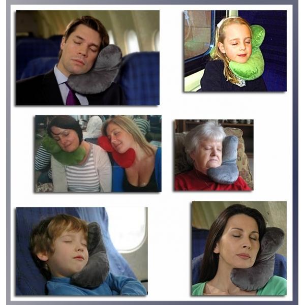 Подушка для сна j-pillow упадушка