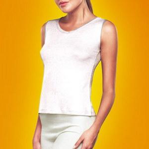 Майка (футболка) из эвкалипта с кашемиром