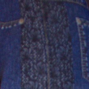 джеггинсы (леджинсы) с узором 1073-42
