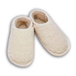 тапочки – шузы «чудо» из овечьего меха 289 (белый)