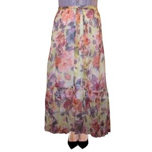 Длинная юбка «Нежность»
