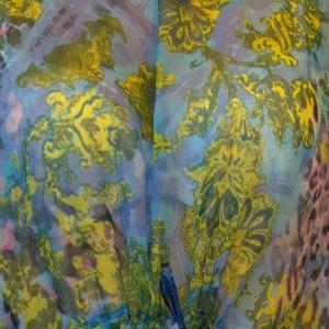 туника «малибу» женский трикотаж 476 (синий)