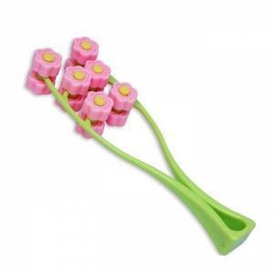 массажер для лица цветок 5455