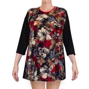 Блуза «Вечерний сад»