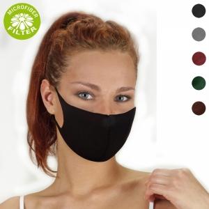 Многоразовые маски (M2) микрофибра